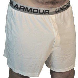 Mens Under Armour Boxer Shorts Heat Gear